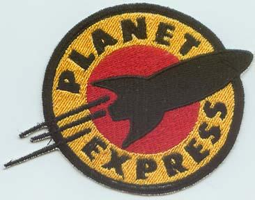 planet express parche
