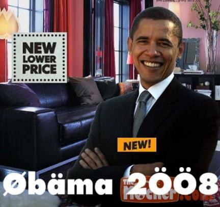 ikea obama
